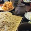 ●鴻巣市「ごうじんち」さんの更科蕎麦