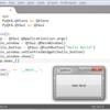 python GUIアプリケーションを始めてみる