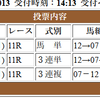 2018/10/08(月) 盛岡 11R マイルチャンピオンシップ南部杯 ダート1600m