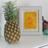 パイナップル。神様からの賜り物。ベジタリアンフェスティバル最終日