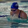 初級平泳ぎと中級平泳ぎ