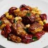 鶏肉とカシューナッツの唐辛子炒め(宮保鶏丁風)のレシピ