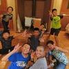 5年生:林間学習⑨ バンガローでレク