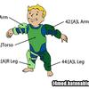 【Fallout4】装備スロットの概要について