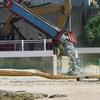 海亀が産卵する浜の破壊