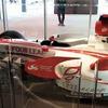 鈴鹿パーキングエリア ピットスズカに行ったよ!F1カーがかっこいいぞ。