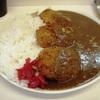 札幌市清田区清田 麺や 豊吉(とよよし) メンチカツカレー