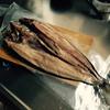 和食で夕食。