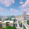 【Minecraft】街紹介 - 第6都市【コンパクトな街をつくるよ35・終】