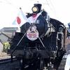 【干支のヘッドマークと日章旗】元旦の大井川鐵道「SLかわね路」に乗ってきました!