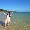 西表島2 待望の青い海(*゚▽゚*)
