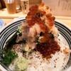 見た目から満足の海鮮丼 つじ半@ミッドタウン六本木