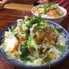 明石食堂と一本松売店, Akaishi-shokudo and Ipponmatsu-baiten, Akaishi, Ishigaki. place to eat and buy local goods.