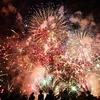 【まちの話題】湖のすぐそばで楽しむ花火『彦根・北びわ湖大花火大会2019』が開催されました!