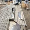 11年生の芸術専科 木彫.   Plastizieren der 11Klasse