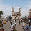 インド南部の大都市ハイダラバード・イスラム教徒の多くムスリム文化が根付く街