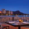 ロイヤルハワイアン「アズーア」のカバナ席でお食事&当日のファッション
