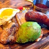 【042】肉が旨いカフェ NICK STOCK 渡辺通店