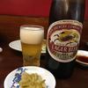 男のロマンがすべて詰まった川崎駅。老舗の町中華「天龍」でレバニラ炒めと餃子とビールで昼飲み。