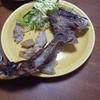幸運な病のレシピ( 2177 )夜:マグロカマ、鳥じわじわやき、汁仕立直し