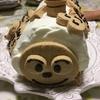 【子どもが喜ぶ誕生日ケーキ。電車ケーキを作りました。】