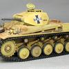 タミヤ 1/35 II号戦車F/G型 シュバルツバルト戦闘団仕様