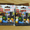 【LEGO】ミニフィギュアシリーズ「71019:ニンジャゴー ザ・ムービー」を買い足した。