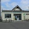 道北をいっぱい巡った。 ― 剣淵駅 ―