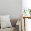ソファーの毛玉を一掃!ワントーン明るい清潔感あふれるソファーに変身。