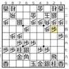 将棋ウォーズ11日目:決め手を決めたり逃したり