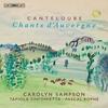 キャロリン・サンプソンがロフェ指揮、タピオラ・シンフォニエッタとの共演でカントルーブの『オーヴェルニュの歌』を録音