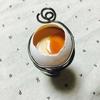 材料少なめ簡単☆タマゴの殻入りプリン