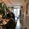acaa横浜事務所のようす