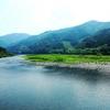 空から日本を見てみよう ― 四万十市 ―