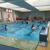親子水泳教室に参加してきました。