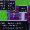 FC版ドラクエ3攻略② 序盤から中盤の金策はピラミッド1Fのわらいぶくろ狩りがおススメです。