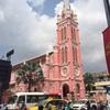 ベトナム旅行〜ピンクの教会〜