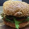 ブリスベンの空港のハンバーガーは美味しいけど時間がかかる〜 BAR ROMA