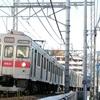 東急田園都市線 - 8500系撮影 続き