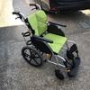 軽量な車椅子 松永製作所 ネクストコアシリーズ