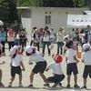 加木屋コミュニティ運動会⑦ パン食い競争