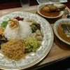 カレー探訪  Curry シバ (大阪市中央区東心斎橋)