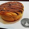 妙高市・道の駅あらい内「パトラッシュ」で食べたチョコレートとクリームのパン( ̄▽ ̄)