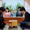 藤井聡太七段:NHK杯阪口悟六段戦
