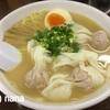 小倉北区室町 『麺8-34』 鶏白湯しょうゆワンタンメン