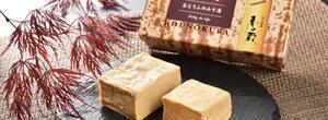 醍醐とうふ(豆腐の味噌漬け)という超高タンパク低脂質な精進チーズ