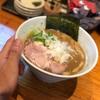 ラーメン食べ歩き らー麺鉄山靠(滋賀・唐橋)