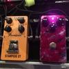 Xotic SLdriveをスタジオで弾いてきました