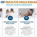 MaxLyfe Male Enhancement