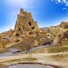 カッパドキア観光のハイライト・世界遺産ギョレメ野外博物館